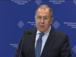 Лавров назвал безответственным заявление Санду о миротворцах в Приднестровье