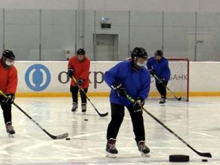 Бабушки-хоккеистки изархангельского села хотят выйти на лед с президентом