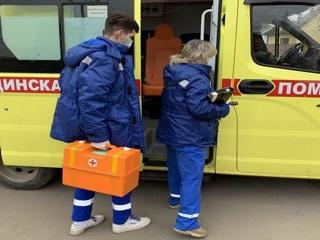 В Подмосковье погиб фельдшер, оказывавший помощь пострадавшим в ДТП