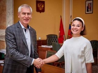 Ксения Шойгу возглавила Федерацию триатлона России