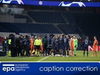 Арбитра скандального матча Лиги чемпионов могут отстранить на 10 матчей за расизм