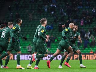 Краснодар нанес Локомотиву крупнейшее поражение в сезоне