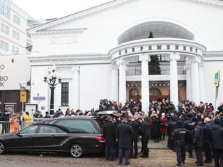 """В """"Современнике"""" попрощались с Валентином Гафтом"""