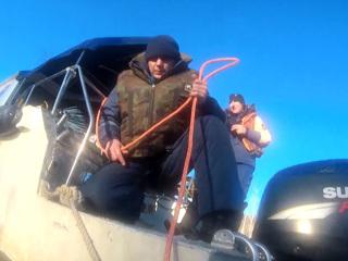 Тела пропавших рыбаков подняли со дна Бурейского водохранилища