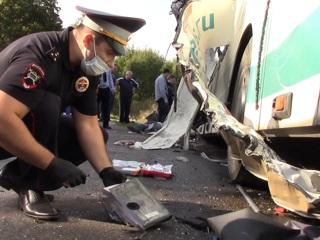 Водителю автобуса, обвиняемого в ДТП с 6 погибшими под Калининградом, предъявлено обвинение