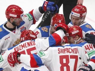 Хоккеисты сборной России стартовали в Евротуре с победы над финнами