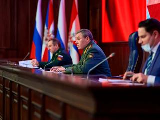Генштаб рассказал об активности НАТО у границ России