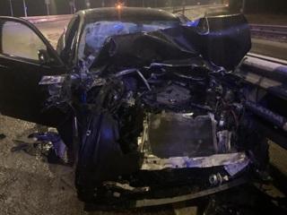 Под Тверью в ДТП с фурой на трассе M11 пострадали трое детей