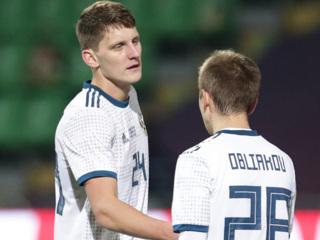 УЕФА включил троих российских футболистов в топ-50 талантов