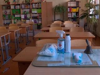 Орловские школьники возобновили занятия в обычном режиме