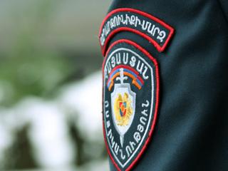 Полиция задержала протестующих около парламента Армении