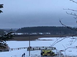 В Карелии дети попали в больницу после катания на ватрушках