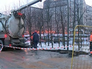 Из-за морозов петербургские энергетики перешли на усиленный режим работы