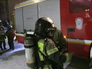 В Петрозаводске жертвами пожара стали трое взрослых и ребенок