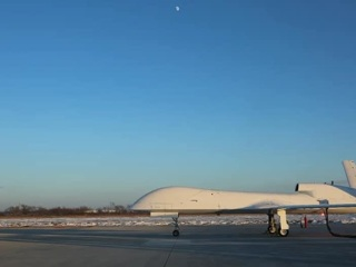 Китайский реактивный ударный беспилотник впервые поднялся в небо