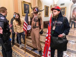 Американцы помогают силовикам в расследовании штурма Капитолия