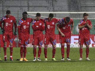 Бавария покинула Кубок Германии, проиграв клубу второй Бундеслиги