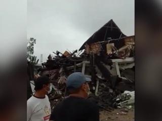 Землетрясение в Индонезии: погибли 7 человек, ранены 600
