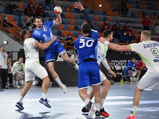Российские гандболисты вышли в основной раунд чемпионата мира