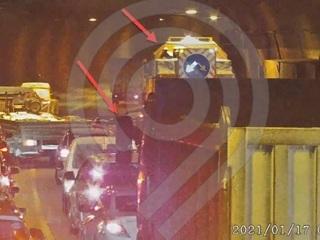 Дорожные службы разблокировали Лефортовский тоннель