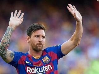 Месси оформил дубль в рекордном матче за Барселону