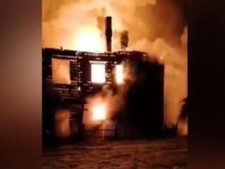 СК начал проверку после обнаружения тела пенсионера наместе пожара в Мезенском районе