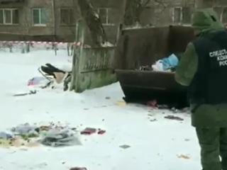 В Тверской области собутыльники убили женщину и выбросили тело в мусорный бак