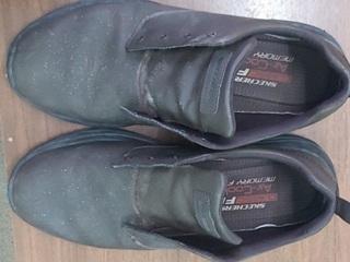 Приезжий подменил в ТЦ Чебоксар свои ботинки на новые