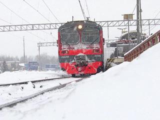 На Горьковском направлении МЖД из-за срыва стоп-крана опаздывают электрички