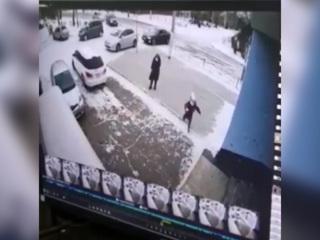 Видео из Сети. Благовещенец, подозреваемый в приставании к ребенку, дал показания