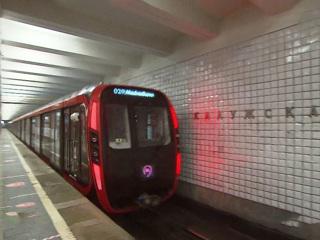 Вести-Москва. Закрытый участок рыжей ветки метро заработал досрочно