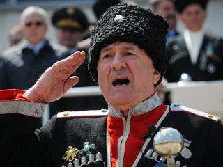Путин наделил Долуду правом присваивать главные казачьи чины