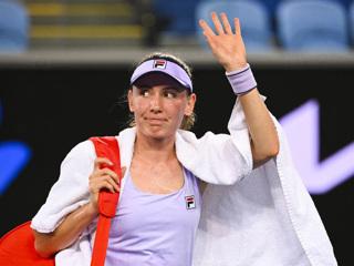 Александрова вылетела с турнира WTA-250 в Люксембурге