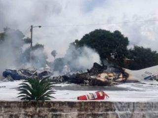 Авиакатастрофа в Парагвае: 7 погибших