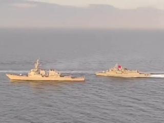 Пентагон не комментирует отправку военных кораблей в Черное море