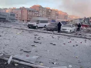Взрыв во Владикавказе: спасатели добрались до подвалов