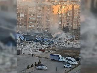 Названа причина мощного взрыва во Владикавказе