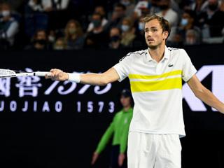 Даниил Медведев выступит на Олимпиаде