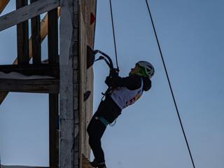 В Томской области стартовал чемпионат России по альпинизму