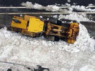Не только испытание: рекордный снегопад дал Крыму воду