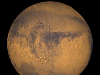Микробы выдержали марсианские условия и пообедали настоящим грунтом с Марса