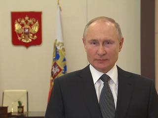 Путин поздравил металлургов с праздником
