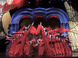 """Новости на """"России 24"""". К своему 30-летию балет """"Кострома"""" подготовил подарки для зрителей"""