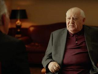 Михаил Горбачев: вместо того, чтобы просто прикурить, организовали пожар
