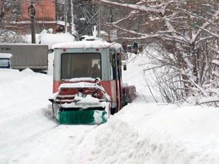 Вести в 20:00. Трамвайный и железнодорожный коллапс: весна в Алтайском крае засыпала снегом
