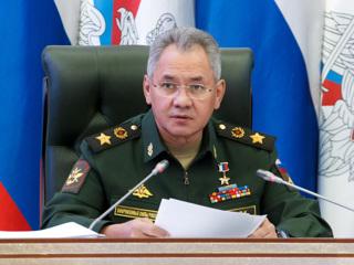 Шойгу и Хренин договорились создать три учебно-боевых центра