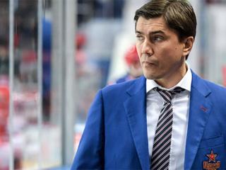 Тренер ЦСКА Никитин: счет 5:1 не отражает всех трудностей игры
