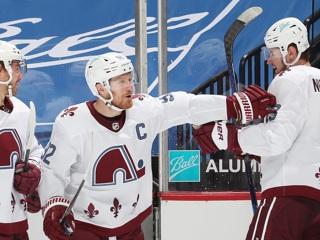 НХЛ. Колорадо Ничушкина одолело уток из Анахайма