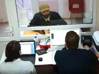 В Питере три раза за день ограбили финансовые организации