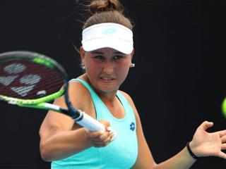 Ladies Open Lausanne. Рахимова вышла во второй круг